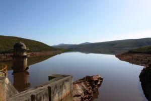 The Churchill Dam