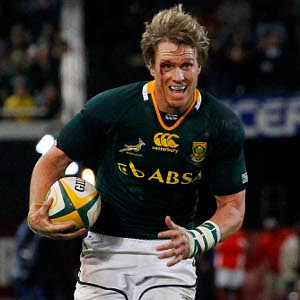 Should Jean de Villiers be starting for the Boks?