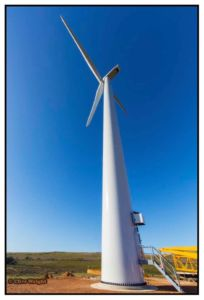 kouga wind farm CW
