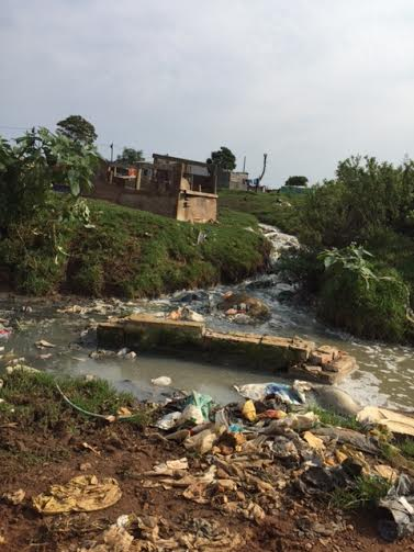 The infrastructure of Kouga cannot keep up with existing demand - a Humansdorp sewage spill