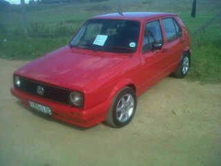 This car has been stolen in Jeffreys Bay