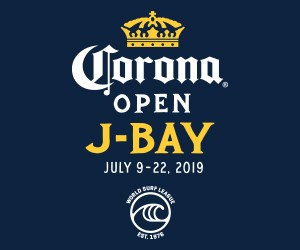 Corona Open JBay World Surf League JBay Winterfest Jeffreys Bay surf